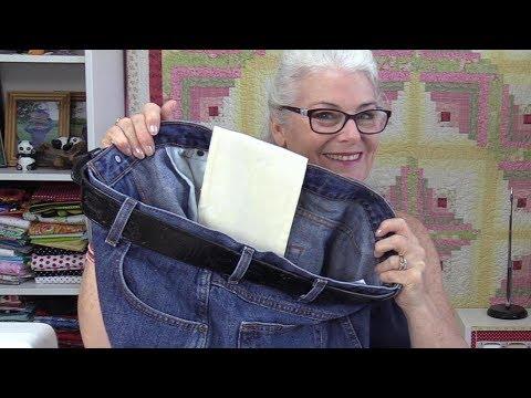 Sew a Pick-Pocket Safe Pocket