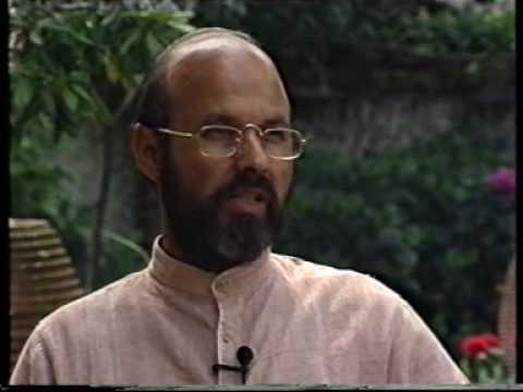A.B.Bhardwaj talks on Vinoba - part one