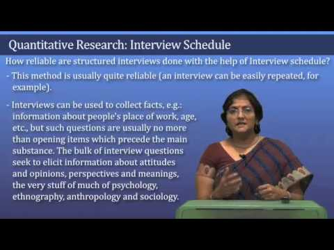 Prof Vibhuti Patel_Quantitative Research Interview Schedule 02