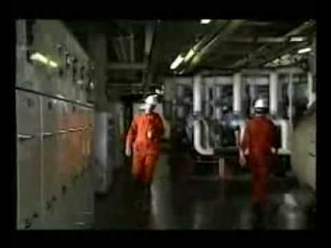 PIPER ALPHA DISASTER - Part 1