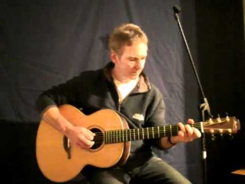 Scottish Guitar flatpicking-John Carnie plays' Neal Slessor Thompson' and 'The West Coaster'