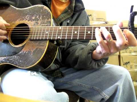 1946 Gibson J-45, Red-Haired Boy