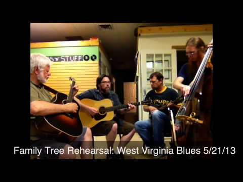 Family Tree Reheasal WV Blues