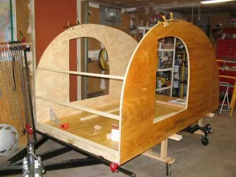 You should BUILD YOUR OWN TEARDROP!