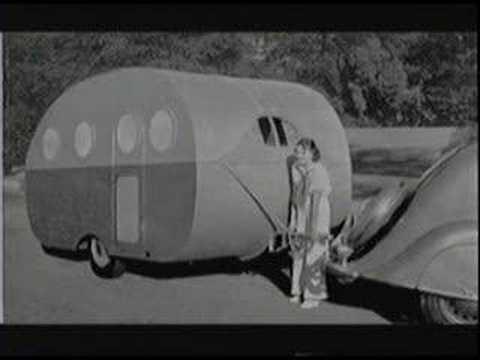 Vintage Travel Trailer Slide Show