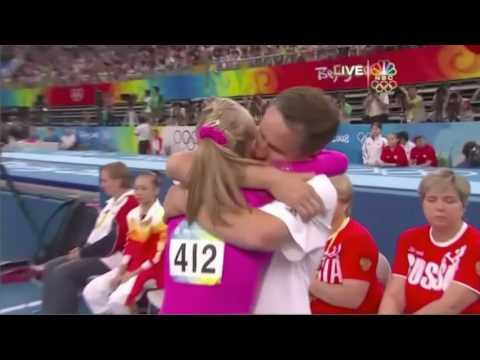 NASTIA LIUKIN 2008 OLYMPIC GAMES