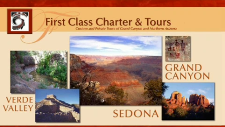 Sedona's First Class Charter & Tours