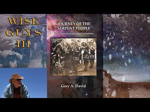 Journey of the Serpent People Gary A  David  Episode 01/of 4