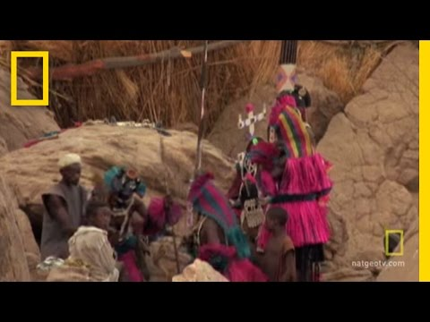 Dogon Dama | National Geographic