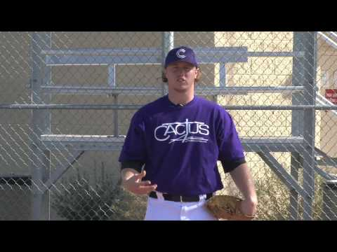 Cactus Athletic Camps Professional Pitching & Catching Training DVD