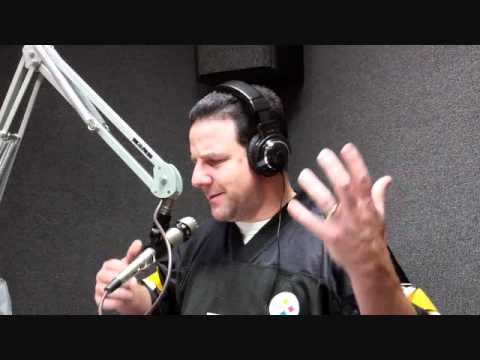 CheckSwing.com Founder, Kyle Grucci, with Coach Tony - Let Them Play - January 30 2011 Part 1