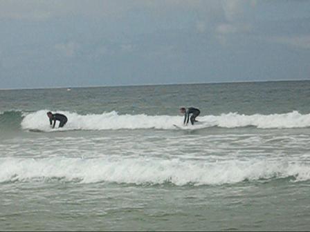 Solution-Surfing