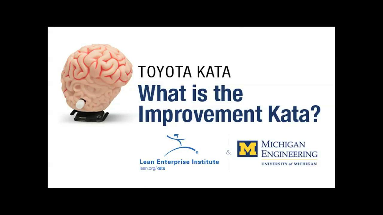 What is the Improvement Kata?