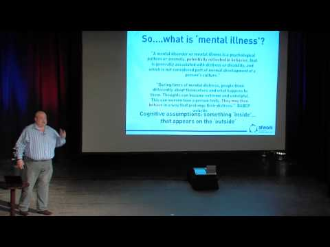 Mark McKergow on 'Mind: the muddle' and solution focused work