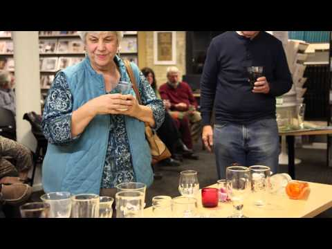 ACC Library Salon Series Craft Brewing and Glassmaking