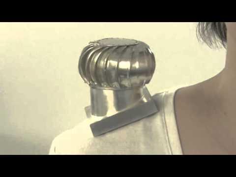 Attic Turbine Vent Shoulder Broach
