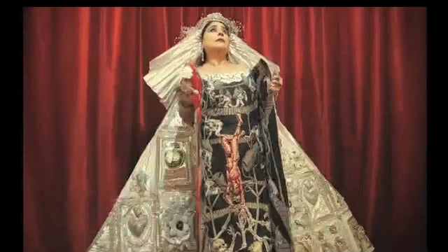The Costumes of Astrid Hadad