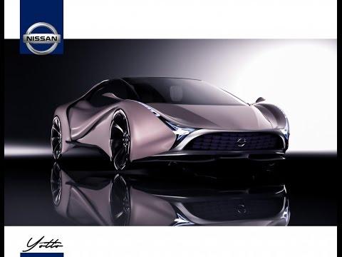 Nissan Yotto - The Wind Car