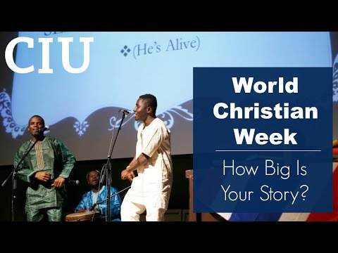How Big is Your Story? - Three Keys to Changing the World