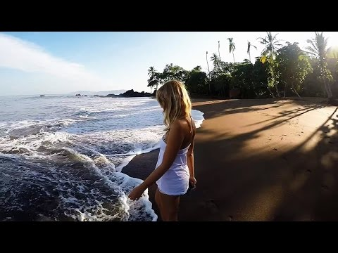Costa Rica Gopro vidéo 2015