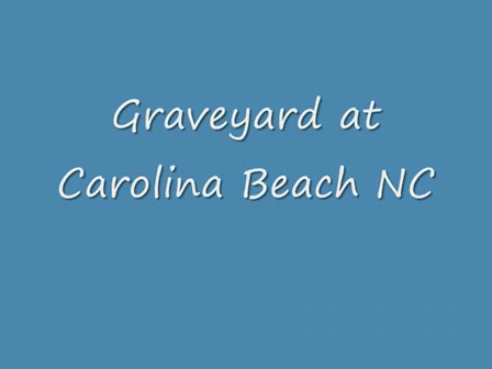 Carolina Beach Graveyard evp session