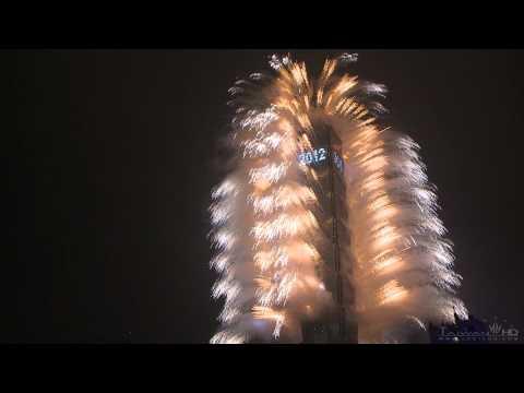 2012 TAIWAN TAIPEI 101 FIREWORKS 跨年煙火 by louisch