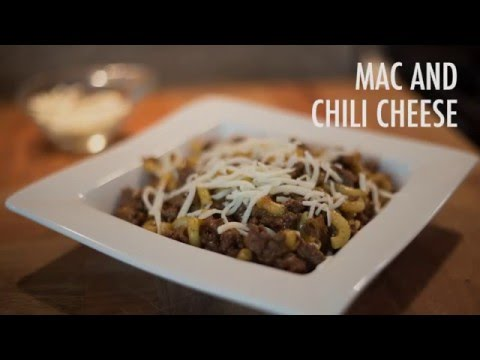 Quick & Simple Recipes for Dinner: Mac and Chili cheese