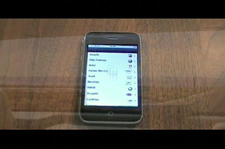 AutoDisk maakt Auto App voor iPhone
