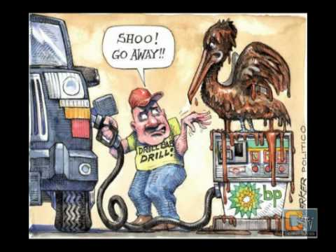 Oil E on BP