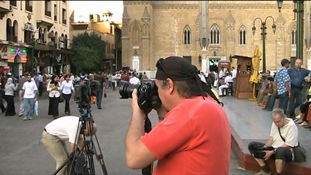 fotografie in Cairo