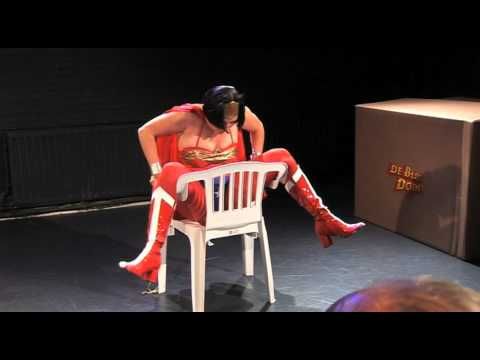 Adrie van Wijk & Marina Meijers - theater