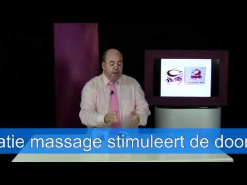 Web-Video de Led Massager Quad met Webshop-Presentator Rene Kogelman