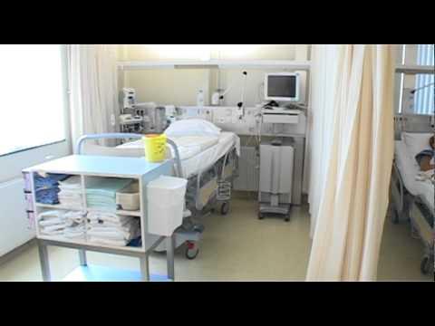 Havenziekenhuis Rotterdam: Intensive Care
