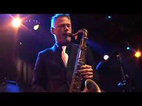 New Cool Collective live 2, Sugar Factory in Amsterdam 2006