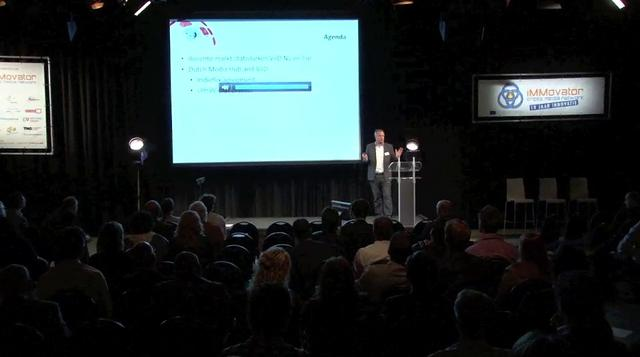 George Freriks (Dutch Media Hub) @ CMC VoD
