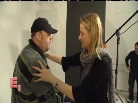 RTL Exclusive Fotoshoot Plus-Size-Model Rene Kogelman.wmv