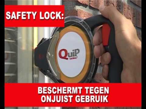 QuiP Taping: revolutionary masking tape