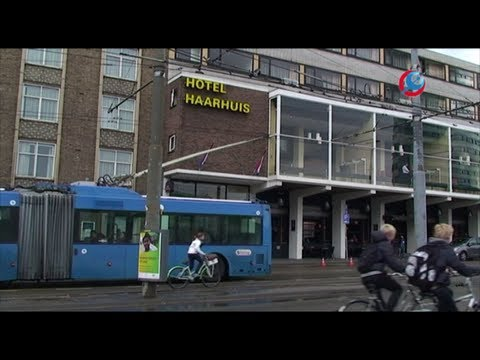 Hotel Haarhuis onbereikbaar door werkzaamheden Stationsplein