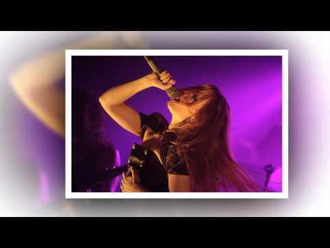 Simone Simons -  Epica - Cry for the Moon - photography Wil van der Koelen