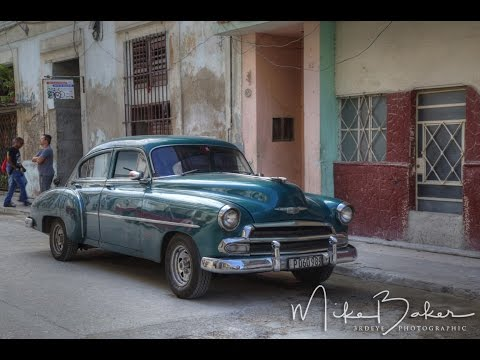A TASTE of CUBA - May 2016