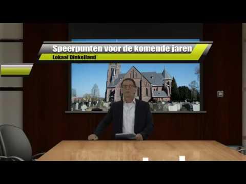 Campagne video Lokaal Dinkelland -- speerpunten -- Gemeenteraadsverkiezingen 2019