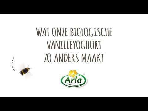 Arla Biologische Vanilleyoghurt
