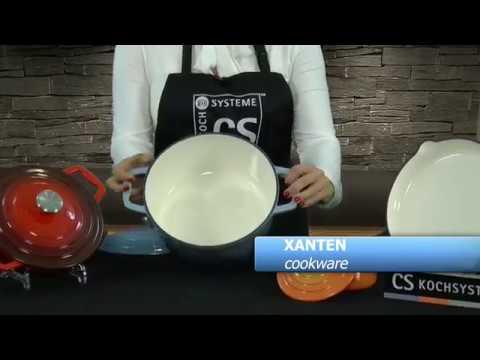 Produktvideo für CS Kochsysteme aus Solingen Kochgeschirr Xanten
