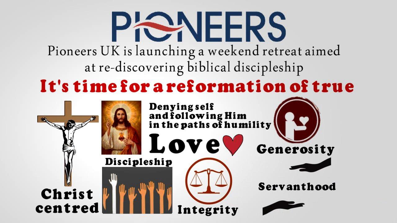 The Radical Disciple - 2-4 January 2015