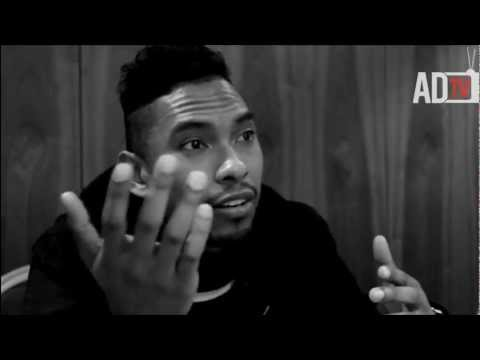 Singer Miguel Interview With Amaru Don TV