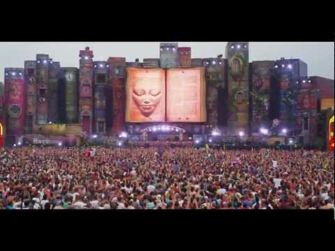 Tomorrowland 2013 no te lo pierdas.