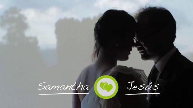 Civil Samantha y Jesús