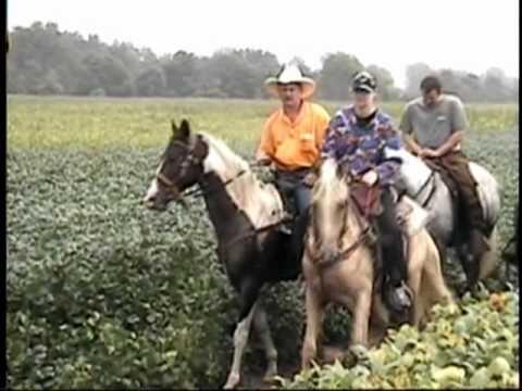 2009 St.Jude Buck Creek Trail Ride Video 4