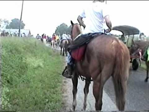 2009 St.Jude Buck Creek Trail Ride Video 3