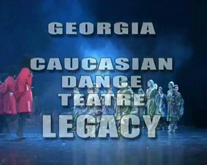 GEORGIAN DANCE THEATRE VIDEO NEWS